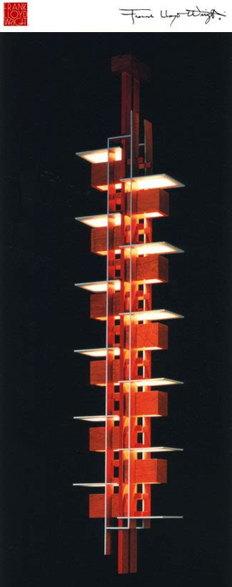 Frank Lloyd Wright Chandelier Looking For Furniture Plans Woodworking News Concept And Idea Woodworking