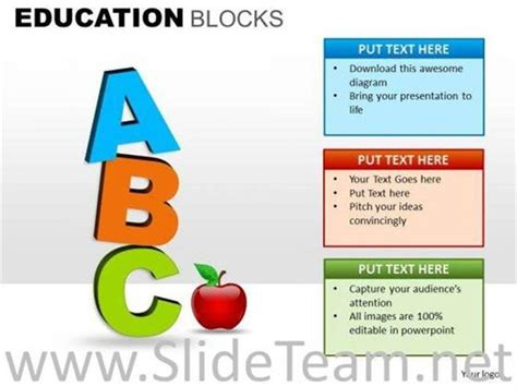 ppt templates for english english alphabets education editable ppt slides powerpoint