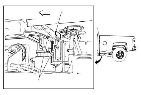 Repair Instructions Pickup Box Bracket Replacement