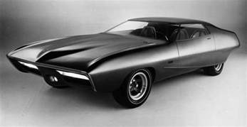 70s Pontiac Models 5 Coolest Concept Cars Of The 70s The Daily Drive