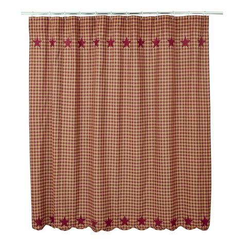 applique shower curtain burgundy applique star shower curtains