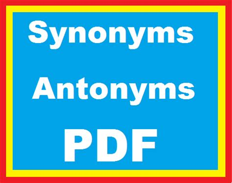 comfortable synonyms english govt exam preparation synonyms and antonyms objective