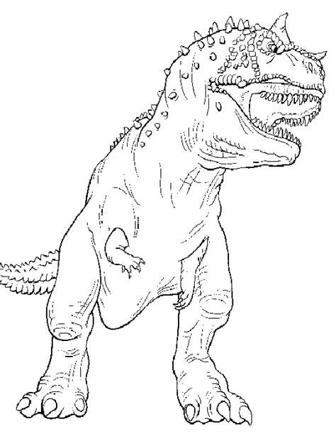 dessin de t rex a imprimer