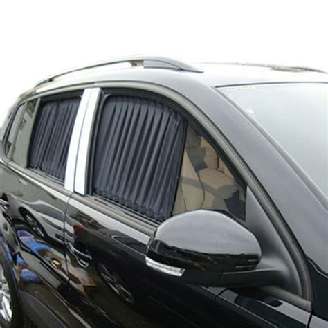 car window curtains for sale 2x 70cm 70l high quality car window curtain retractable