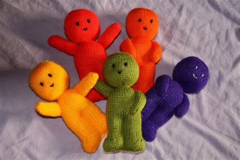 knitted jelly babies 1042 best images about tricot personnage on