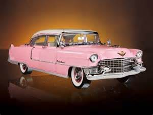 1955 Pink Cadillac 1955 Pink Cadillac That Car And Things With Wheels