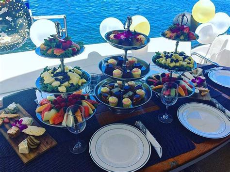 birthday boat rentals yacht charter event services miami south florida yacht