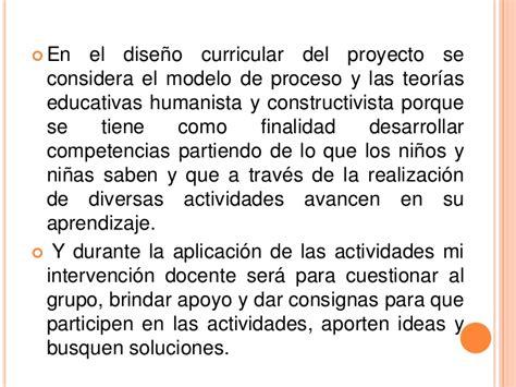 Modelo Curricular Humanista Proyecto De Lenguaje Escrito