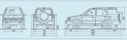 Car Dimensions In Feet Similiar Standard Car Dimensions In Feet Keywords
