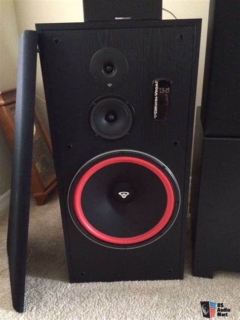 cerwin vega ls 15 floor standing speakers photo 948782