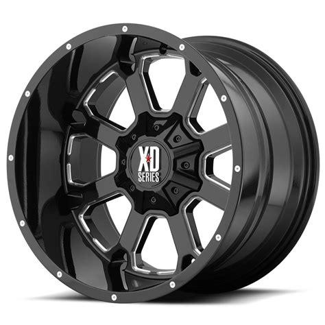 N 8 Black xd series xd825 buck 25
