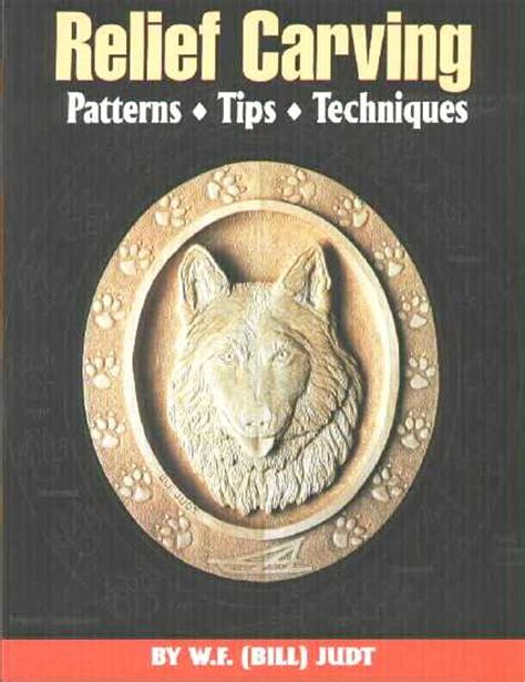 Carving Guide 6mm relief carving patterns tips techniques