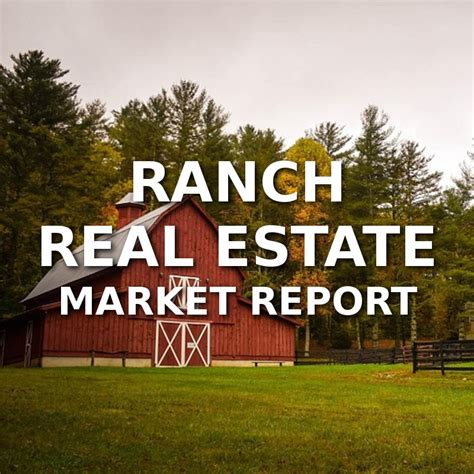 montana ranch real estate market report ranch real