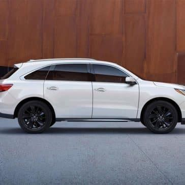 2018 acura mdx model info | first acura