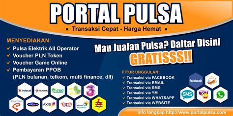 cara membuat website jual pulsa online login member area pulsa murah