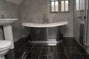 bathroom floor tiles black black marble tile floor home