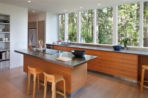 contemporary kitchen wall best rd kitchen island and window wall contemporary