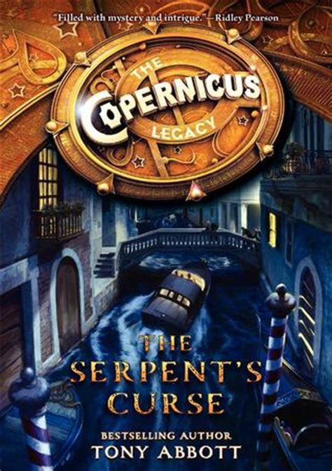 cursed legacy house of books the serpent s curse the copernicus legacy 2 by tony