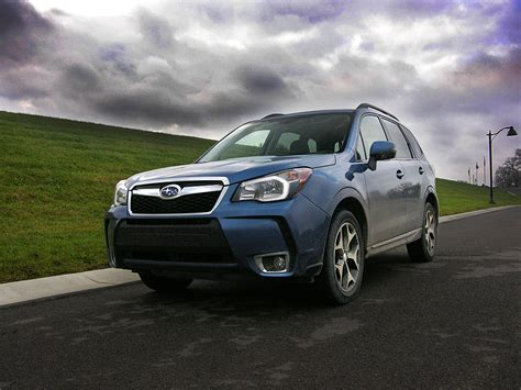 2016 subaru forester xt review a wrx for a family of five
