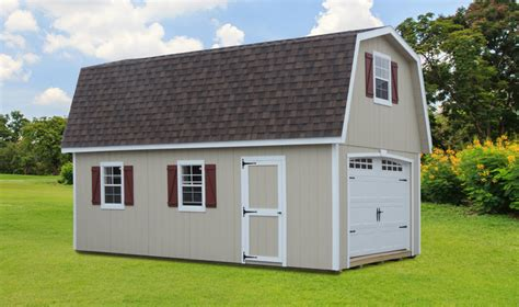 amish built garages pa amish garage builders md