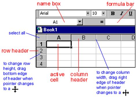 Table Computer Definition by Xl Change Row And Column Dimensions Dictionary Definition