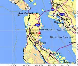 brisbane california ca 94005 profile population maps