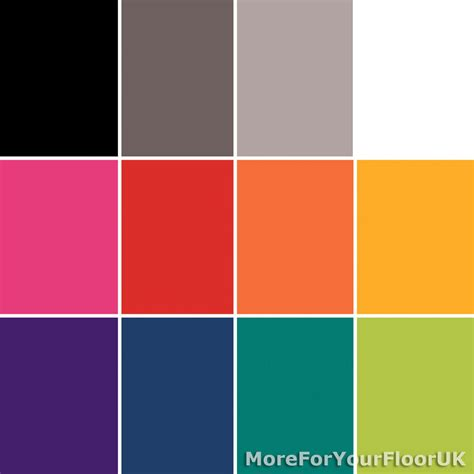 bright colored l shades shades plain coloured vinyl flooring bright colours