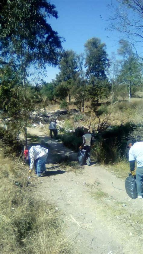 pulsored mx portal de noticias en tlaxcala emprenden acciones de limpieza en san dami 225 n tex 243 loc e