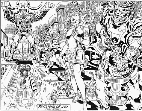 comics x film jack kirby s contributions to argo