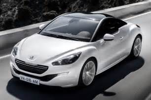 Peugeot Rcz Roadster Updated 2013 Peugeot Rcz Coupe Pictures And Details