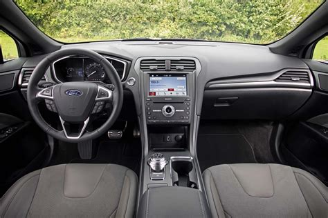 Ford Fusion 2016 Interior by Ford Fusion Reviews And Rating Motor Trend