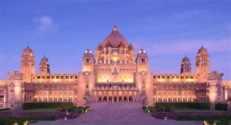 How Much Does A Wedding At The Umaid Bhawan Palace