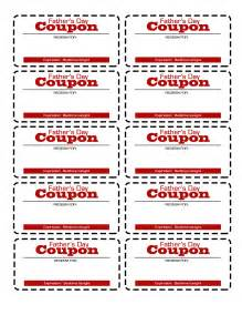 dinner coupon template