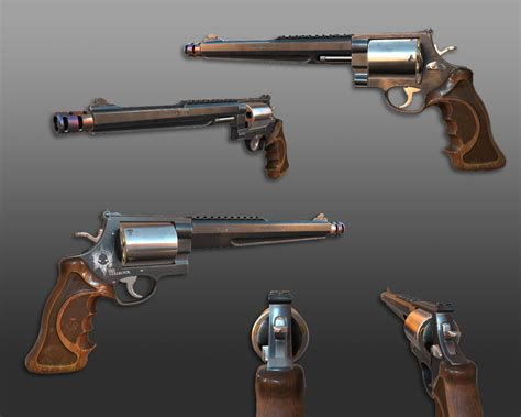 killing floor 2 s gunslinger weapons revealed