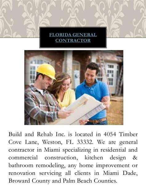 general contractor miami - General Contractor Miami