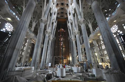 Sagrada Familia Treppe