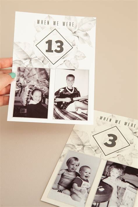 The Best Diy Wedding Table Numbers Ever Must See When We Were Table Numbers Template