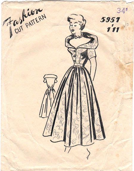 pattern recognition ideas 14 best 1950s sewing patterns fabulous dresses images on