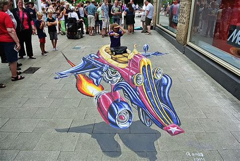 3d Artist by Remko Schaik 3d Streetpainting 3d Streetpaintings Xl 3d Anamorphic Paintings