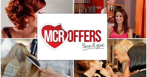haircut deals manchester manchester offers save money getting a hair cut with