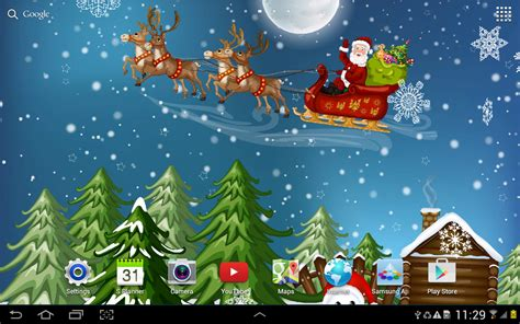 christmas live themes for windows 7 animated christmas tree wallpaper for windows 7