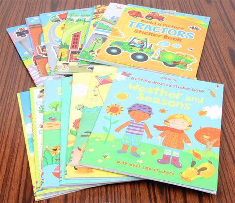 dressing an intimate story books usborne sticker book scenarios locker story book for