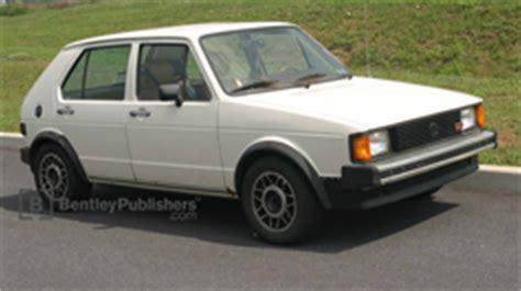 Vehicle Images Vw Volkswagen Repair Manual Rabbit