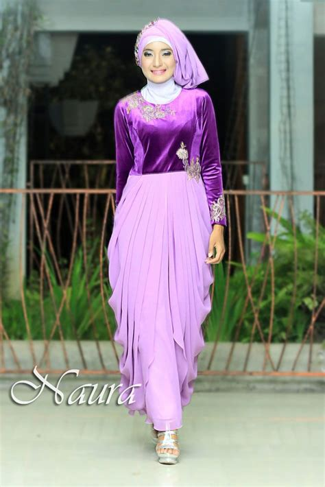Gamis Anak Flower Purple 1000 images about gamis pesta on