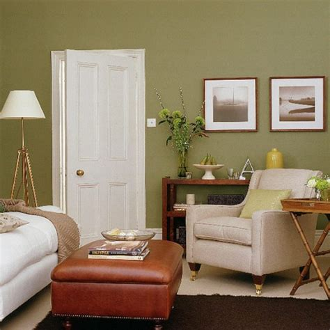 Brown Living Room Decor Green And Brown Living Room Decor Interior Design