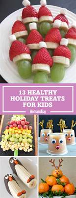 17 healthy christmas snacks for kids easy ideas for
