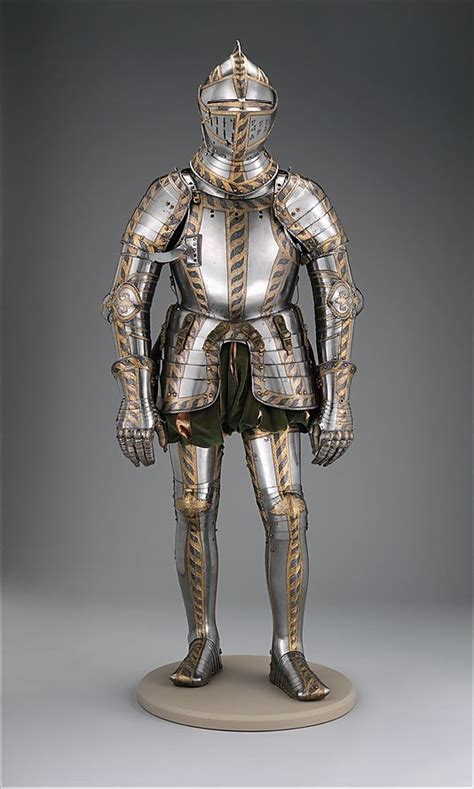 a duke in shining armor difficult dukes books field and tournament armor of johann wilhelm 1530 1573