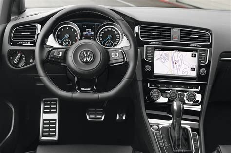 Mk7 Golf R Interior by Volkswagen Golf R Mk7 Autotribute