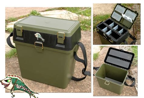The Box Seat new fishingmad tackle seat box free uk postage seatbox