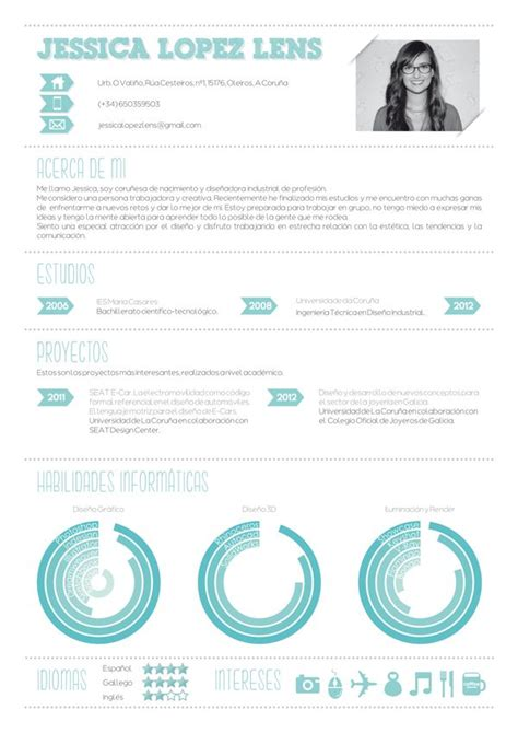 cv resume design inspiration 1000 images about creative cv inspiration on pinterest